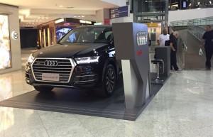 Audi Car Display – GRU Airport