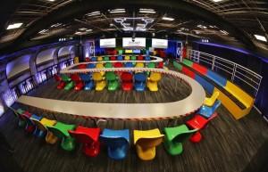 Google BootCamp – Sede Google