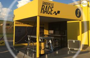 Renault Websérie Sandero Race